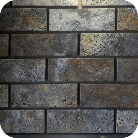 Brick Stone (Dark Silver)    DS031