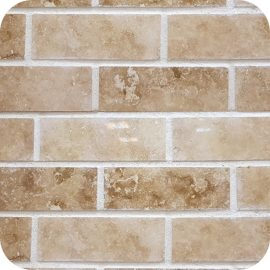 Brick Stone (Cream) || DS032